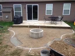 Adding A Firepit Next To Back Slab - Google Search | Landscaping ... Patio Ideas Concrete Designs Nz Backyard Pating A Concrete Patio Slab Design And Resurface Driveway Cement Back Garden Deck How To Fix Crack In Your Home Repairs You Can Sketball On Well Done Basketball Best 25 Backyard Ideas Pinterest Lighting Diy Exterior Traditional Pour Slab Floor With Wicker Adding Firepit Next Back Google Search Landscaping Sted 28 Images Slabs Sandstone Paving