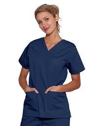Ceil Blue Print Scrub Jackets by Men U0027s Scrub Tops Tafford Uniforms