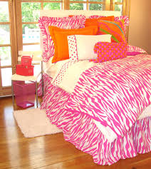 Jcpenney Teen Bedding by Amazon Com Mi Zone Reagan Comforter Set Pink Full Queen Home