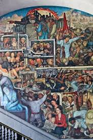 Coit Tower Murals Diego Rivera by Diego Rivera Was A Prominent Mexican Painter Born In Guanajuato