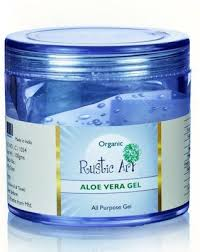 Rustic Art Aloe Vera Gel With Lemon Extracts Dermatocare Review