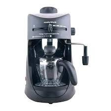 Mr Coffee Espresso Cappuccino Maker And Machines Reviews