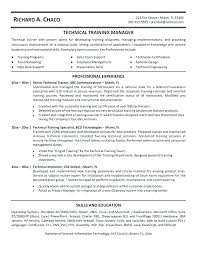 Sales Trainer Resume Personal Training Sample Job Beginner