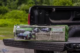 100 Kodiak Truck Tent Hands On With The Napier Backroadz Truck Bed Tent The Garage GM