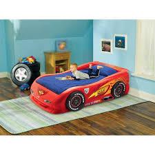 disney cars lightning mcqueen twin bed walmart com