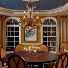 Polished Feminine Dining Room