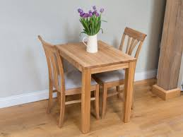 View Larger Oak Kitchen Table Chair Dining Set