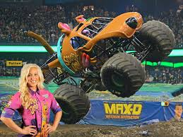 Scooby Doo Monster Truck Driver 2016 - Monsterlivin Monster Jam Evan And Laurens Cool Blog 62616 Path Of At Raymond James Stadium Macaroni Kid Brianna Mahon Set To Take On The Big Dogs The Star Trucks Drivers Maximum Halo Reach Nicole Johnson Home Facebook World Finals Xvii Field Track Those To 2012 Is Excited Be In While We Are On Subject Of Monster Jam Lady Drivers Part Competitors Announced Smashes Into Wichita For Three Weekend Shows