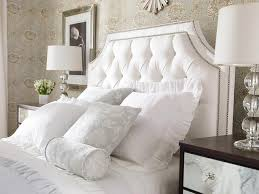 Amazon King Tufted Headboard by Amazing Tufted Headboard With Nailhead Trim 41 On Amazon Bed