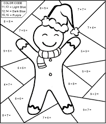 Christmas Coloring Sheets For First Grade Coloring Print Christmas