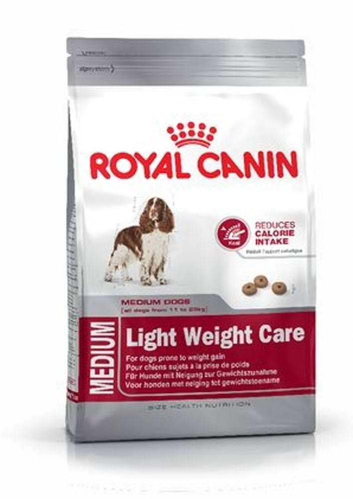 Royal Canin Medium Dog Food - Light