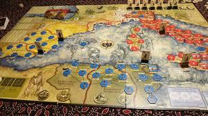 Tom Boughton On Twitter Top 5 Roman Themed Boardgames Falling Skies Trajan Hannibal Rome Vs Carthage Concordia The Republic Of