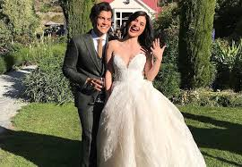 Anne Curtis And Erwan Heussaff Have Finally Tied The Knot In Most Stunning Rustic Garden Wedding Over At Queenstown New Zealand