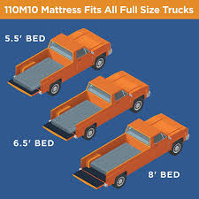 Amazon.com: Rightline Gear 110M10 Full Size Truck Bed Air Mattress ...