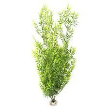 plante artificielle pour aquarium plante artificielle pour terrarium plastique suspension bambou
