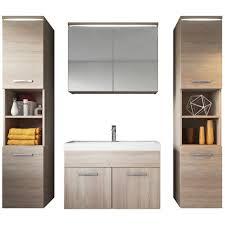badmöbelsets badezimmer badmöbel set montreal 60 cm
