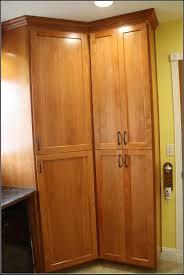 free standing corner pantry cabinet ikea pantry home design