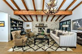 Ranch Style Furniture And Home Decor Rustic