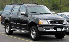 File:97-98 Ford Expedition.jpg - Wikipedia Ford To Invest 900m At Kentucky Truck Plant Retain Expedition 2018 New Limited 4x4 Stoneham Serving First Drive In Malibu Ca Towing Trailers For Sale Used Cars Trucks Rusty Eck Starts Production At First Drive News Carscom The Beast Gets Better Suv 3rd Row Seating For 8 Passengers Fordcom 2015 Reviews And Rating Motor Trend Xlt Baxter Super Duty Global Explorer Diesel Power Magazine