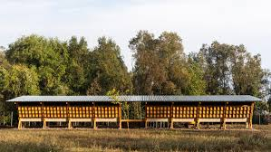 100 So Architecture SO Builds Modular House Of Chickens On A Farm In Turkey