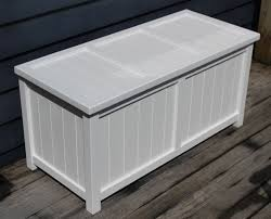 Rubbermaid Patio Storage Bench 3764 by Boxseat Indoor Outdoor Wooden Storage Box And Handcrafted In New