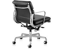 Dwr Eames Soft Pad Management Chair by Charles E Dsw Retro Fibreglass Dining Side Chair Charles And Ray