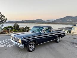 100 Ranchero Truck 1965 Ford For Sale ClassicCarscom CC1153182