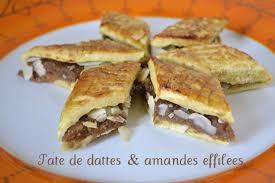 comment faire de la pate de datte gateau à la pâte de dattes et amandes pâtisserie orientale