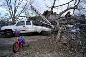 More Than 100 Photos Of Wind Damage Across Virginia From Early March ...