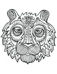 Meilleur De Coloriage Tribal A Imprimer Gratuit Meilleur COLORIAGE