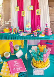 Cadens Winnie The Pooh Themed 1st Birthday Party At 10 SCOTTS