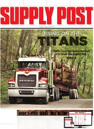 100 John Veriha Trucking Supply Post West Apr 2015 PDF Document