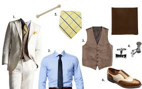 How To Suit Up Like Gatsby