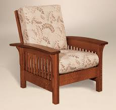 100 Primitive Accent Chairs Details About Amish Mission Arts Crafts Chair Empire Upholstered Solid Wood