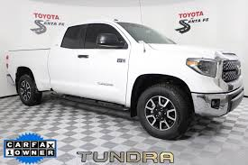 100 Tundra Trucks For Sale PreOwned 2019 Toyota SR5 In Santa Fe KX804215T Toyota Of