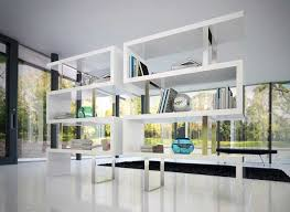 34 Freestanding Shelving Systems That Double As Room Dividers Vurni Pertaining To Divider Bookshelf Design 19
