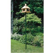 Bird Feeder Poles Easy Set Up Made in USA