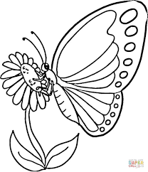 Click The Monarch Butterfly Coloring