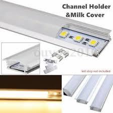 50cm u style aluminium channel holder for led light bar