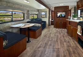 New I Go Interior From EverGreen RV