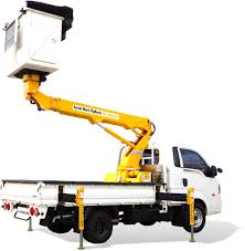 100 Truck Mounted Boom Lift ATOM 250 Aerial Work Platformid9822135