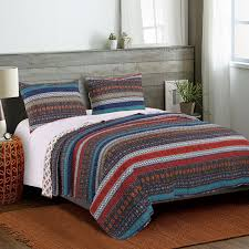 Greenland Home Bedding by Global Vintage Quilt Sets Bedding Sets Greenland Home Fashions