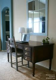Ana White | Turned Leg Traditional Desk - DIY Projects 57 Off Vintage Dark Wood Desk With Two Drawers And Keyboard Chair White Wooden Chairs Winsome Pottery Barn Desks Gold Accsories Interior Decorating Ana Modified Henry Diy Projects Computer Inside Wicker Office Brightly Colored Painted Organizer Marvelous Chic Breathtaking Teen 44 On Ava Metal Au Awesome Collection Of Lovely Home Sale Canada Amazon Prime 55 Cubby Tables