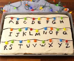 how to make a things sheet cake