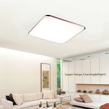 30w led ceiling light panel light suspended remote