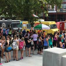 8 Essential Food Trucks To Hunt Down In Nashville - Eater Nashville Smore Love Bakery Nashville Food Trucks Roaming Hunger Kona Ice Music City May Is Street Month For The Truck Association The Best And Worst Cities Operating A Wine Halls Are New Eater Your Ultimate Guide To Freedom In America Michael Hendrix Medium Catchy Clever Food Truck Names Panethos 10 Most Popular Trucks Bare Naked Bagel Nfta 15 New 4th Annual Nash Spring Bash Is Almost Here Nhvegascom