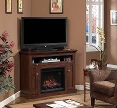 Southern Enterprises Redden Corner Electric Fireplace Tv by Electric Fireplace Tv Stands Interior Design