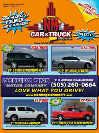 NM Car And Truck Issue 03 By NM Car And Truck Magazine (Official ... Your Hobbs New Mexico Chevrolet Dealer Buying A Used Car Or Truck From Craigslist How To Spot A Scammer Clovis Cheap Cars Under 1000 By Owner And For Sale In Gallup Nm Autocom Artesia Alternative Carlsbad Ab Sales Pickup Trucks Alburque Gallery Zia Auto Whosalers Dbs Salvage Cmonster 2012 Ford Svt Raptor Built Ultimate Accsories Aerial Lifts Clark Equipment