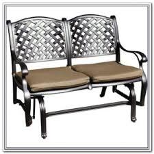 Patio Bench Cushions Walmart by Patio Glider Bench Cushions Patios Home Design Ideas 0xjllxejb8