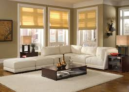 sectional living room ideas best 25 cream leather sofa ideas on